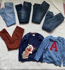 Kleiderpaket Jungs Gr. 134 Jeans Sweatshirts