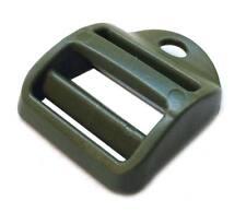 2 un. Hebilla Bloqueador GT verde Canadiense escalera 25 mm ITW - ladderloc