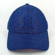 New Era Cap Women New York Yankees 940 Royal Blue Crinkle Design Team Hat