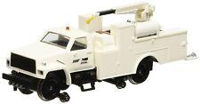 BACHMANN 16902 HO Norfolk Southern Hi-rail Equipment Truck w/crane w/ DCC