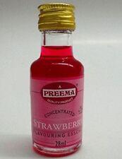 Preema Strawberry Essence Pack of 6 -6 x 28ml