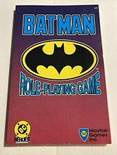 Batman Role-playing Game