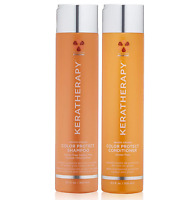 Keratherapy Keratin Infused Color Protect Shampoo and Conditioner Duo 10 oz each