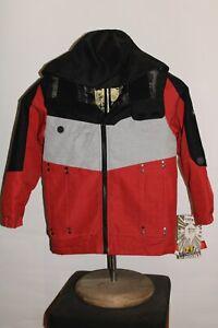 NEW NWT BODY GLOVE BOYS sz 8 insulated hooded Snowboard/snow Jacket