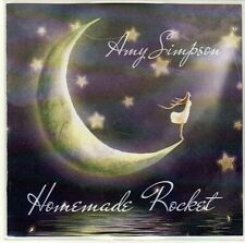 (EQ709) Amy Simpson, Homemade Rocket - 2013 DJ CD