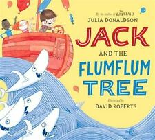 Jack and the Flumflum Tree by Julia Donaldson (2016, Board Book)