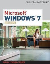 Microsoft  Windows 7: Essential by Steven M. Freund.