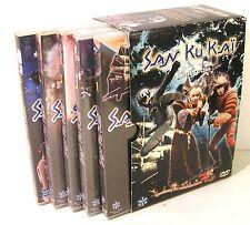 """coffret 5 dvd """" SAN KU KAI """" l'intégrale"""