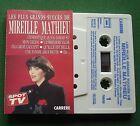 Les Plus Grands Succes De Mireille Mathieu Cassette Tape - TESTED