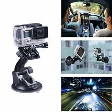 Smatree Accessories Suction Cup Mount For GoPro Hero 7/6/5/4/3+/3/Session Camera