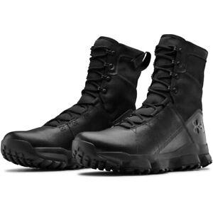 """Under Armour 3022606 Men's UA 8"""" Tac Loadout Tactical Duty Boots, Size 10.5"""
