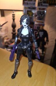 Marvel legends x-force Domino hasbro figure