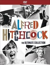THE ALFRED HITCHCOCK: THE ULTIMATE COLLECTION NEW DVD