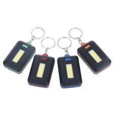 1xMini LED Flashlight Keychain 3 Modes Emergency Camping Lamp backpack lights_gu