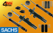 4X SACHS Shock Absorbers SET BMW X3 E83 dampers kit Front + REAR +,TOP MOUNTS +