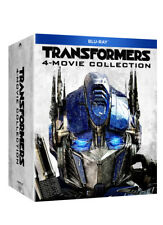 TRANSFORMERS QUADRILOGIA  4 BLU-RAY  COFANETTO