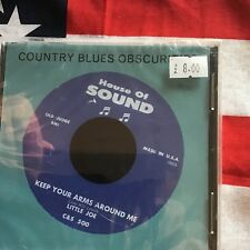 Country Blues Obscurities - Rockabilly Cd
