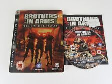BROTHERS IN ARMS: HELL'S HIGHWAY - STEELBOOK EDITION - PS3 Playstation 3