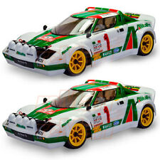 COLT STRATOS 164mm Clear Body 1:10 Mini 2pcs Combo RC Cars M-Chassis #M2317 x2