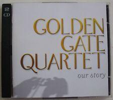 GOLDEN GATE QUARTET (2CD) OUR STORY  COMPILATION 52 TITRES