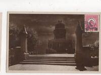 Budapest Elisabeth Aussichtsturm Hungary 1931 RP Postcard 634a
