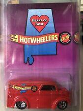 Hotwheelers Club Heart Of Dixie Die-cast Dairy Delivery Van