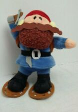 """Yukon Cornelius Snowshoes 6"""" Misfit Toys Rudolph Red Nosed Reindeer No Tags"""