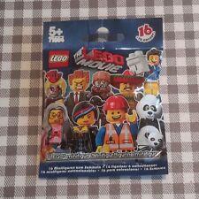 La serie Minifiguras Lego la película (71004) Sellado Sin Abrir Bolsa Ciega de misterio