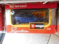 BURAGO FIAT 500 RALLY  COD. 4138 1/43  FONDO DI MAGAZZINO VINTAGE TOYS