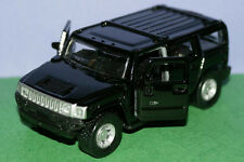 Hummer H2 SUV 1:46  diecast metal model 1/46 scale