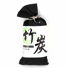 2x Black Bag Bamboo Charcoal Activated Carbon Air Freshener for Car E4r4