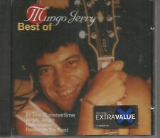 RARE MUNGO JERRY CD BEST OF COLUMBIA 1995 YELLOW-MAN MIX IN SUMMERTIME MINT