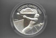 Samoa 1992 10 tala silver proof coin KM# 86