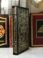 POEMS OF WILLIAM WORDSWORTH - Easton Press -  Famous Editions