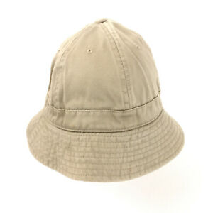 The GAP classic sun hat cap beige cotton size M/L about 7 1/2 hbv0
