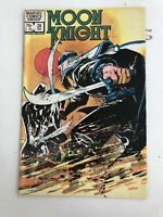 Moon Knight #28, VF 8.0, Bill Sienkiewicz Cover and Art