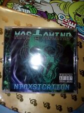 MASTAMIND NATAS NTOXSICATION CD  BRAND NEW SEALED