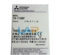 1PC New FOR MITSUBISHI Thermal Overload Relay TH-T18KP 0.9A