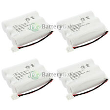 4 Cordless Home Phone Rechargeable Battery for Sanik 3SN-AA80-S-J1 3SNAA80SJ1