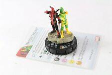 Heroclix MARVEL Deadpool y Bob 049 Sr Super Raro