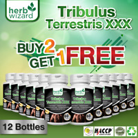 12 xTRIBULUS TESTO ANABOLIC STRONGEST LEGAL TESTOSTERON MUSCLE BOOSTER TRIBULUS