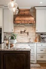 36 Camillia Copper Range Hood Made In U S A