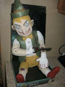 FUNKO POP chainsaw fright SAW BILLY doll model ornaments