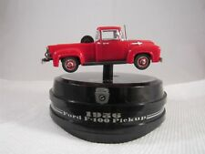 ENESCO THE CLASSICS COLLECTION 1956 FORD F-100 MINI TRUCK MUSICAL
