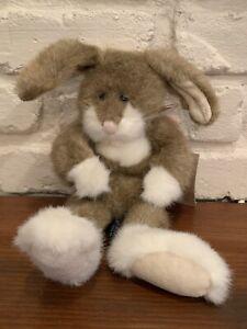 JB Bean And Associates Plush Rabbit NWT