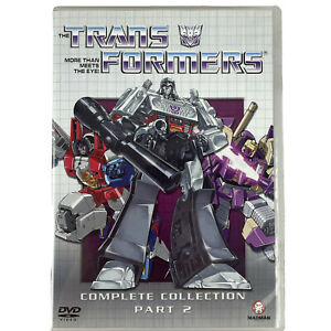 The Transformers More Than Meets The Eye Complete Collection Part 2