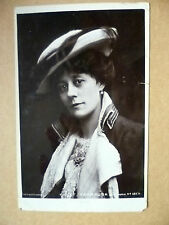 1904 Used Antique Rotary Photo Postcards- Actresses MISS VIOLET VANBRUGH + Stamp