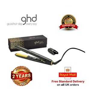 GHD V Gold Professional Classic Hair Styler Straighteners UK STOCK & DELIVERY