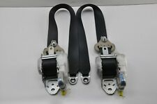 Nissan Altima 4Doors-Front Seat Belts 2007-2008-2009-2010-2011-2012 Black OEM