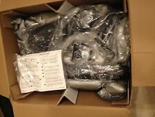 Ergotron Black Heavy Duty Monitor Keyboard Combo Arm 44-373-200